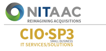 NITAAC CIO-SP3 Website